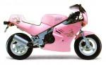 Информация по эксплуатации, максимальная скорость, расход топлива, фото и видео мотоциклов RB50 GAG (1986)