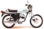Информация по эксплуатации, максимальная скорость, расход топлива, фото и видео мотоциклов RG50 (1977)