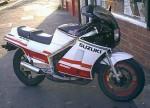 Информация по эксплуатации, максимальная скорость, расход топлива, фото и видео мотоциклов RG400EW Gamma (1985)