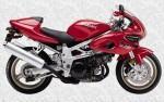 Информация по эксплуатации, максимальная скорость, расход топлива, фото и видео мотоциклов TL1000S (1997)