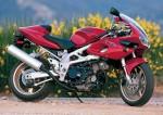 Информация по эксплуатации, максимальная скорость, расход топлива, фото и видео мотоциклов TL1000S (1999)