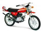Информация по эксплуатации, максимальная скорость, расход топлива, фото и видео мотоциклов TS50L Gaucho (1974)