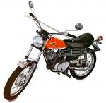 Информация по эксплуатации, максимальная скорость, расход топлива, фото и видео мотоциклов TS90 Honcho (1970)