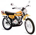 Информация по эксплуатации, максимальная скорость, расход топлива, фото и видео мотоциклов TS100K Honcho (1973)