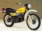 Информация по эксплуатации, максимальная скорость, расход топлива, фото и видео мотоциклов TS250R  (1977)