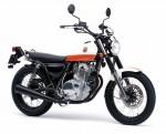 Информация по эксплуатации, максимальная скорость, расход топлива, фото и видео мотоциклов TU250G Grasstracker (2002)