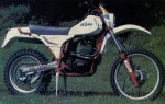 Информация по эксплуатации, максимальная скорость, расход топлива, фото и видео мотоциклов 500K4 Enduro (1982)