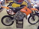 Мотоцикл 105SX (2004): Эксплуатация, руководство, цены, стоимость и расход топлива