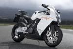 Информация по эксплуатации, максимальная скорость, расход топлива, фото и видео мотоциклов 1190RC8 (2008)