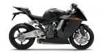 Мотоцикл 1190RC8 (2011): Эксплуатация, руководство, цены, стоимость и расход топлива