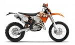 Мотоцикл 125EXC (2011): Эксплуатация, руководство, цены, стоимость и расход топлива