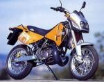 Мотоцикл 125 Sting (1997): Эксплуатация, руководство, цены, стоимость и расход топлива