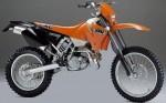Мотоцикл 200EXC (2000): Эксплуатация, руководство, цены, стоимость и расход топлива