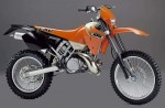 Мотоцикл 250EXC (2000): Эксплуатация, руководство, цены, стоимость и расход топлива