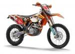 Мотоцикл 350EXC-F (2011): Эксплуатация, руководство, цены, стоимость и расход топлива