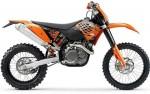 Мотоцикл 450 EXC-R (2008): Эксплуатация, руководство, цены, стоимость и расход топлива