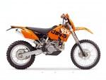 Мотоцикл 450EXC (2011): Эксплуатация, руководство, цены, стоимость и расход топлива