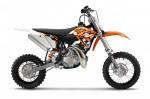Мотоцикл 50SX (2011): Эксплуатация, руководство, цены, стоимость и расход топлива