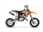 Мотоцикл 50SXS (2011): Эксплуатация, руководство, цены, стоимость и расход топлива