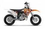 Мотоцикл 50SX Mini (2011): Эксплуатация, руководство, цены, стоимость и расход топлива
