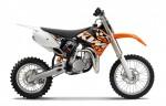 Мотоцикл 85SX 17/14 (2011): Эксплуатация, руководство, цены, стоимость и расход топлива