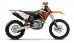 Мотоцикл 505XC-F (2009): Эксплуатация, руководство, цены, стоимость и расход топлива