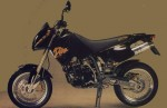 Мотоцикл 620 Duke (1998): Эксплуатация, руководство, цены, стоимость и расход топлива
