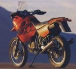 Мотоцикл 620LC4 Adventure (1996): Эксплуатация, руководство, цены, стоимость и расход топлива