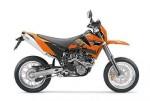 Мотоцикл 625SMC (2007): Эксплуатация, руководство, цены, стоимость и расход топлива