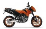 Мотоцикл 640 Duke II (2007): Эксплуатация, руководство, цены, стоимость и расход топлива