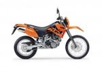 Мотоцикл 640LC4 Enduro (2007): Эксплуатация, руководство, цены, стоимость и расход топлива
