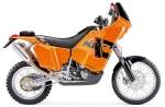 Мотоцикл 640LC4 Adventure (2005): Эксплуатация, руководство, цены, стоимость и расход топлива