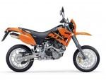 Мотоцикл 640LC4-E (2003): Эксплуатация, руководство, цены, стоимость и расход топлива