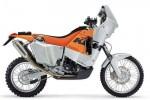 Мотоцикл 660 Rally (2006): Эксплуатация, руководство, цены, стоимость и расход топлива