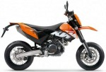 Мотоцикл 690SMC (2010): Эксплуатация, руководство, цены, стоимость и расход топлива