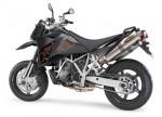 Мотоцикл 950 Supermoto (2007): Эксплуатация, руководство, цены, стоимость и расход топлива