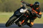 Мотоцикл 950 Supermoto R (2009): Эксплуатация, руководство, цены, стоимость и расход топлива
