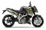 Мотоцикл 990 Super Duke (2011): Эксплуатация, руководство, цены, стоимость и расход топлива