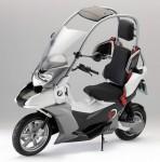 Информация по эксплуатации, максимальная скорость, расход топлива, фото и видео мотоциклов C1-E (2010)