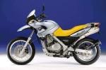 Информация по эксплуатации, максимальная скорость, расход топлива, фото и видео мотоциклов F650GS (2000)