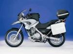 Информация по эксплуатации, максимальная скорость, расход топлива, фото и видео мотоциклов F650GS (2007)