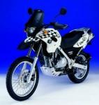 Информация по эксплуатации, максимальная скорость, расход топлива, фото и видео мотоциклов F650GS Dakar (2000)