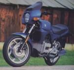 Мотоцикл K75C (1984): Эксплуатация, руководство, цены, стоимость и расход топлива