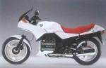 Мотоцикл K75SA (1994): Эксплуатация, руководство, цены, стоимость и расход топлива