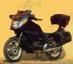 Мотоцикл K1100LT (1989): Эксплуатация, руководство, цены, стоимость и расход топлива