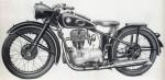 Мотоцикл R24 (1948): Эксплуатация, руководство, цены, стоимость и расход топлива