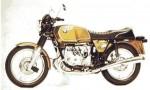 Мотоцикл R60/7 (1976): Эксплуатация, руководство, цены, стоимость и расход топлива