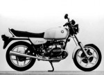 Информация по эксплуатации, максимальная скорость, расход топлива, фото и видео мотоциклов R80 (1981)