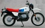 Информация по эксплуатации, максимальная скорость, расход топлива, фото и видео мотоциклов R80G/S (1980)