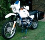 Информация по эксплуатации, максимальная скорость, расход топлива, фото и видео мотоциклов R80GS Kalahari (1996)